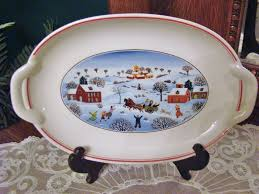 villeroy boch pickle dish naif laplau from