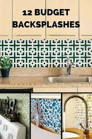 cheap backsplash ideas for the kitchen cheap backsplash ideas genius repurposed backsplash ideas and