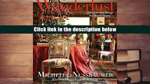 audiobook wanderlust interiors that bring the world home michelle