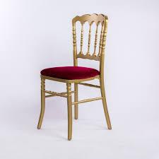 chaise dor e chaise napoleon mariage lyon deco location de mobilier v nementiel