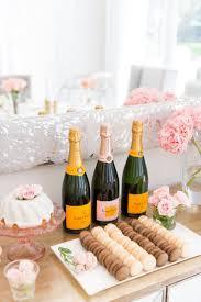 champagne u0026 macaron dessert bar fashionable hostess