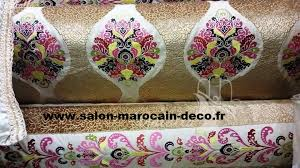 tissu pour canapé marocain tissu pour salon marocain pas cher top tissu pour salon marocain