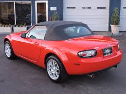used 2006 mazda mx 5 miata sport at saugus auto mall
