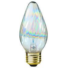 satco s3369 40 watt f15 light bulb