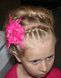 braided hairstyles for little girls with short hair hairstyle