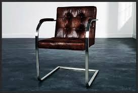 Ikea Esszimmerst Le Leder Freischwinger Stühle Leder Mit Armlehne Home Referenzen Ideen