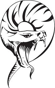 tribal snake tattoos cool tattoos bonbaden
