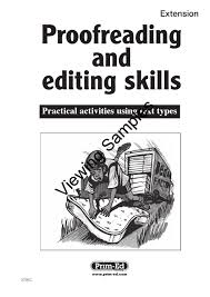 Proof Reading Worksheets 0795 Proofreading And Editing Extension By Prim Ed Publishing Issuu