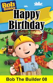 mybirthday bob builder birthday goodie bags