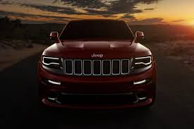 get out of the way the 2014 jeep grand cherokee srt8 is here
