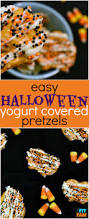 easy halloween yogurt covered pretzels that fit fam