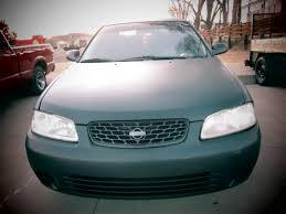 sentra nissan 2001 illest505 2001 nissan sentragxe sedan 4d specs photos