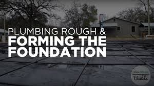 Rough Plumbing Forming The Foundation U0026 Plumbing Rough Real Estate Investing