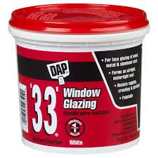 dap 33 window glazing 1 qt white 12123 the home depot