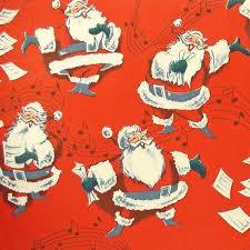 1356 best christmas vintage gift wrap images on pinterest