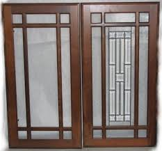 mission style kitchen cabinet doors mission style glass front cabinet doors glass cabinet