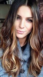 diy highlights for dark brown hair 30 popular sombre ombre hair for 2018 fall highlights hair