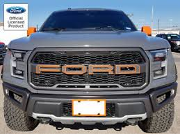 2018 ford raptor svt f 150 grille letter outlines vinyl stickers