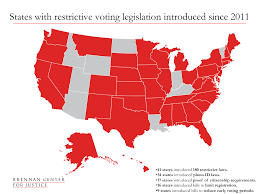 Where Is Wisconsin On The Map by Election 2012 Voting Laws Roundup Brennan Center For Justice