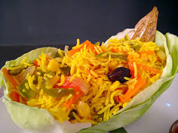 biryani indian cuisine veg biryani recipe from indian cuisine with by goyal