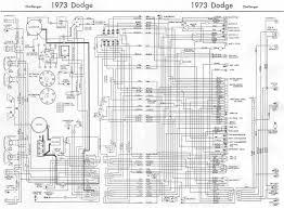 1973 dodge wiring schematics free wiring