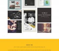 awesome picture of graphic design print portfolio layout catchy