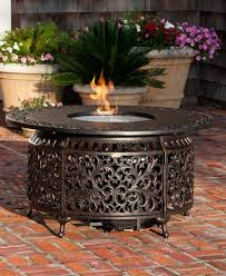 Firepit Patio Table by Best 25 Fire Glass Ideas On Pinterest Firepit Glass Glass Fire