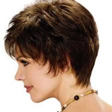 short haircuts for very fine hair hair style and color for woman