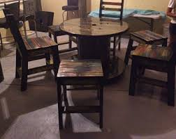Wire Spool Table Wire Spool Table Top Only