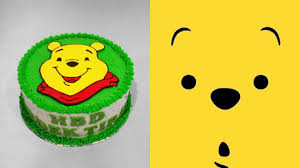 winnie pooh cake tutorial