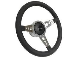 jeep steering wheel emblem 1960 1969 jeep 9 bolt tri spoke leather steering wheel kit w hub