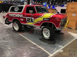concept bronco 2017 sema2017 truck wars which retromod ford bronco strikes your
