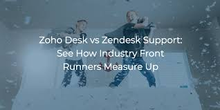 jira service desk vs zendesk zoho desk vs zendesk support see how industry front runners measure up