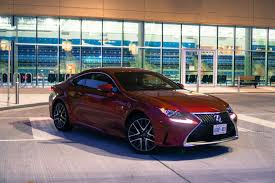 2016 lexus rc f review 2016 lexus rc 300 awd canadian auto review
