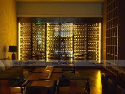 Wine Cabinet Furniture Refrigerator Shentop Furniture Wine Cellar Wood Wine Cellar Wine Rack Cabinet