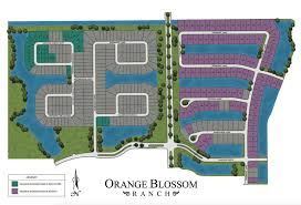 Lennar Independence Floor Plan Orange Blossom Ranch New Homes By Lennar