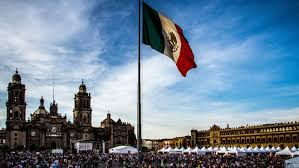 Picture Of Mexican Flag What Animals Are On The Mexican Flag Reference Com