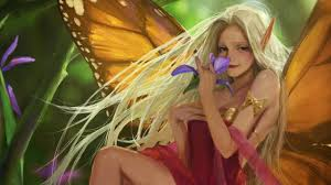 wallpaper legend of the cryptids fairies wings girls 2560x1440