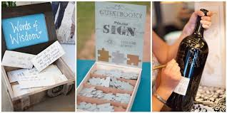 guest book ideas for wedding 22 of our favorite unique wedding guest book ideas
