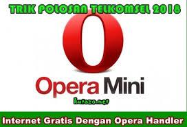 cara mendapatkan internet gratis telkomsel cara internet gratis telkomsel dengan opera mini kutazo net