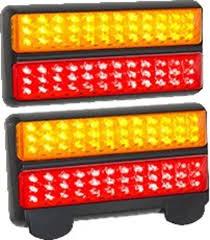 led boat trailer lights boat trailer lights 200 series led autols led autolamps