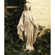 statues for sale madonna garden statue hayneedle