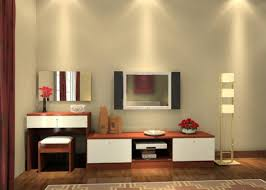 White Bedroom Tv Unit Rendering Minimalist Bedroom Tv Cabinet 3d House