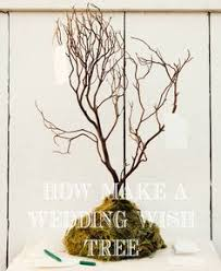 Wedding Wishing Trees For Sale Guest Book Alternative Wishing Tree Wedding By Krystlesweddings