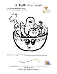 food coloring pages preschool shishita