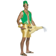 Bottle Halloween Costume Genie Lamp Costume Buycostumes