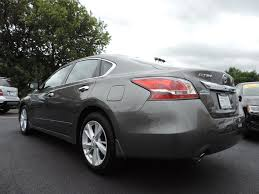 nissan altima 2015 tire size 2015 used nissan altima 4dr sedan i4 2 5 sv at conway imports