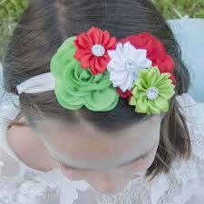 cheap hair accessories 20pcs rosette flower smooth band cheap hair accessories