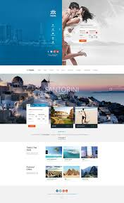 travel agent website templates eliolera com