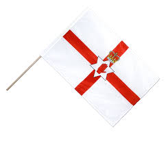 Small Flag Pole Hand Waving Flag Pro Northern Ireland 2x3 Ft Royal Flags